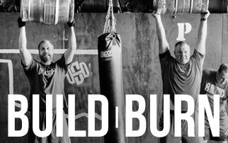 05-24-2018 Thursday BURN Workout
